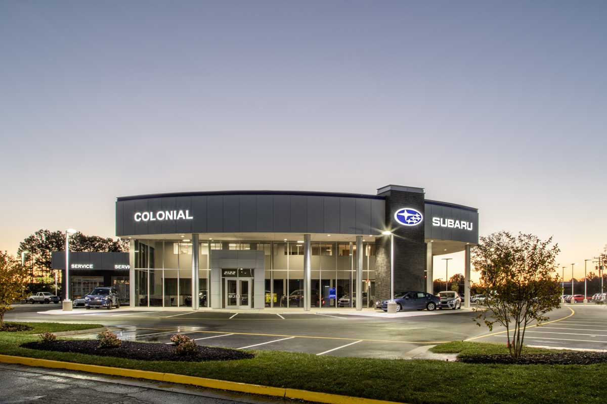 BMW Bayside Service >> COLONIAL SUBARU - Penney Design Group