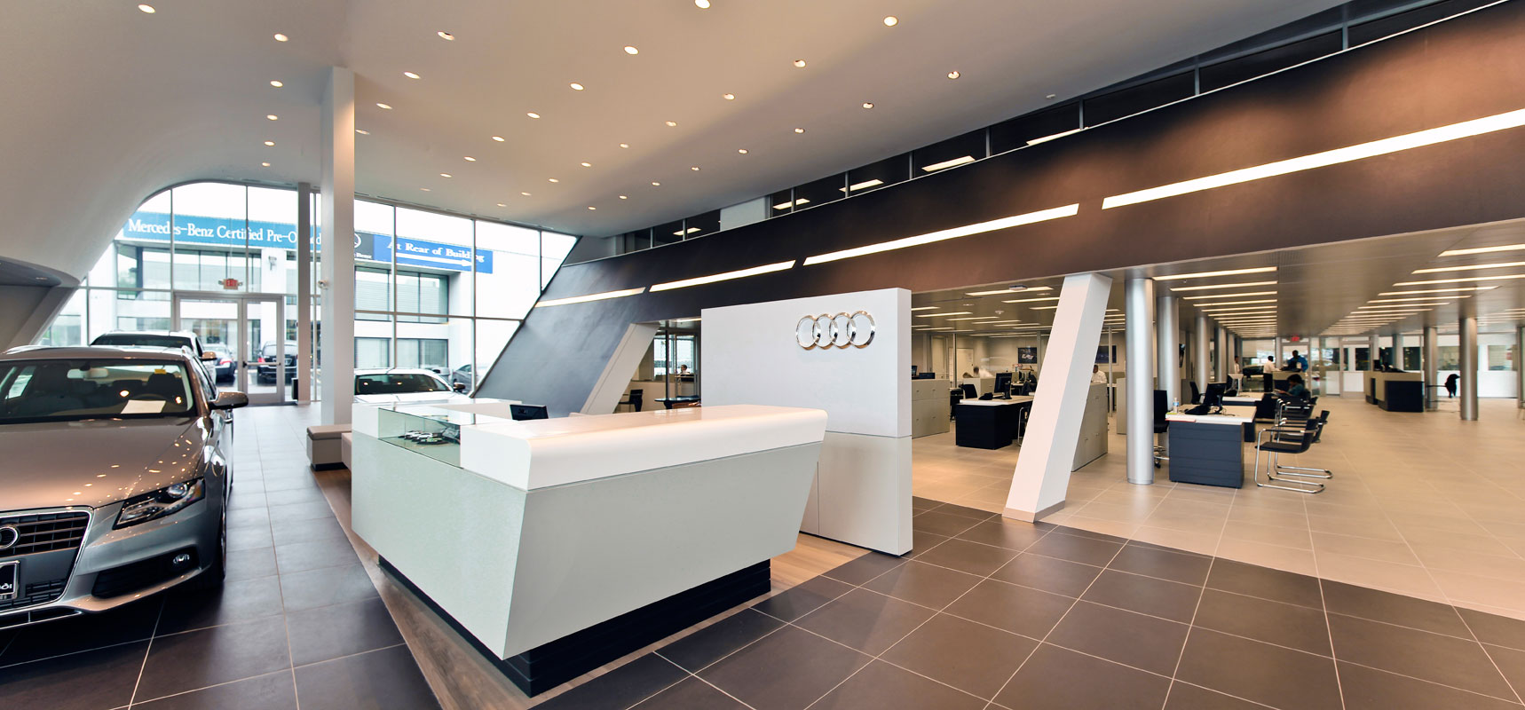 Rockville audi rockville audi dealer near washington dc for Mercedes benz of silver spring silver spring md