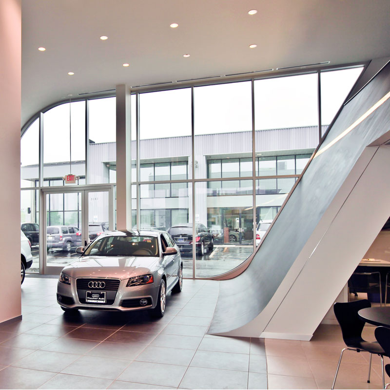 Audi of silver spring penney design group for Mercedes benz of silver spring silver spring md
