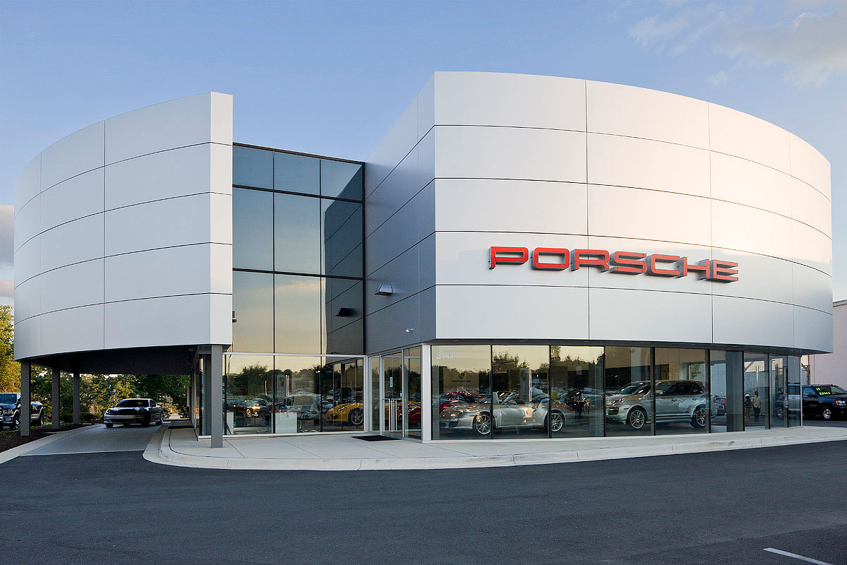 Bill Penney Toyota >> PORSCHE OF SILVER SPRING - Penney Design Group