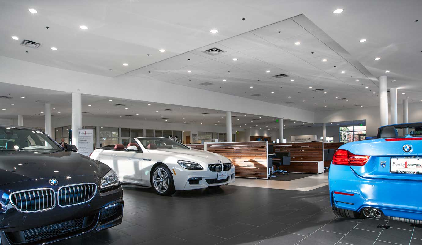 BMW OF TOWSON - Penney Design Group