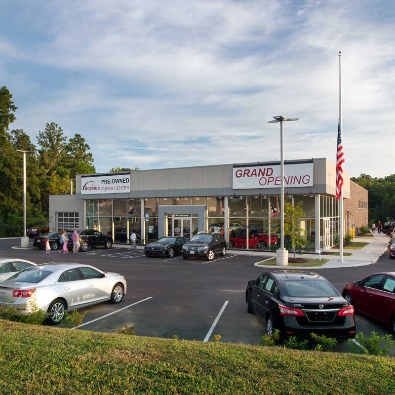 Bill Penney Toyota >> BAYSIDE AUTO GROUP - Penney Design Group