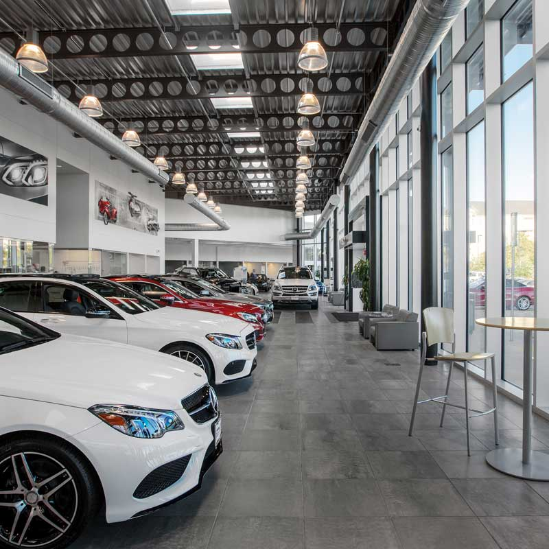 Euromotorcars germantown penney design group for Mercedes benz euro motorcars germantown