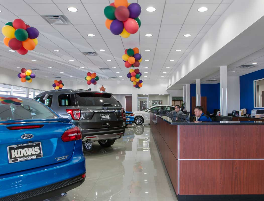 KOONS FORD - Penney Design Group