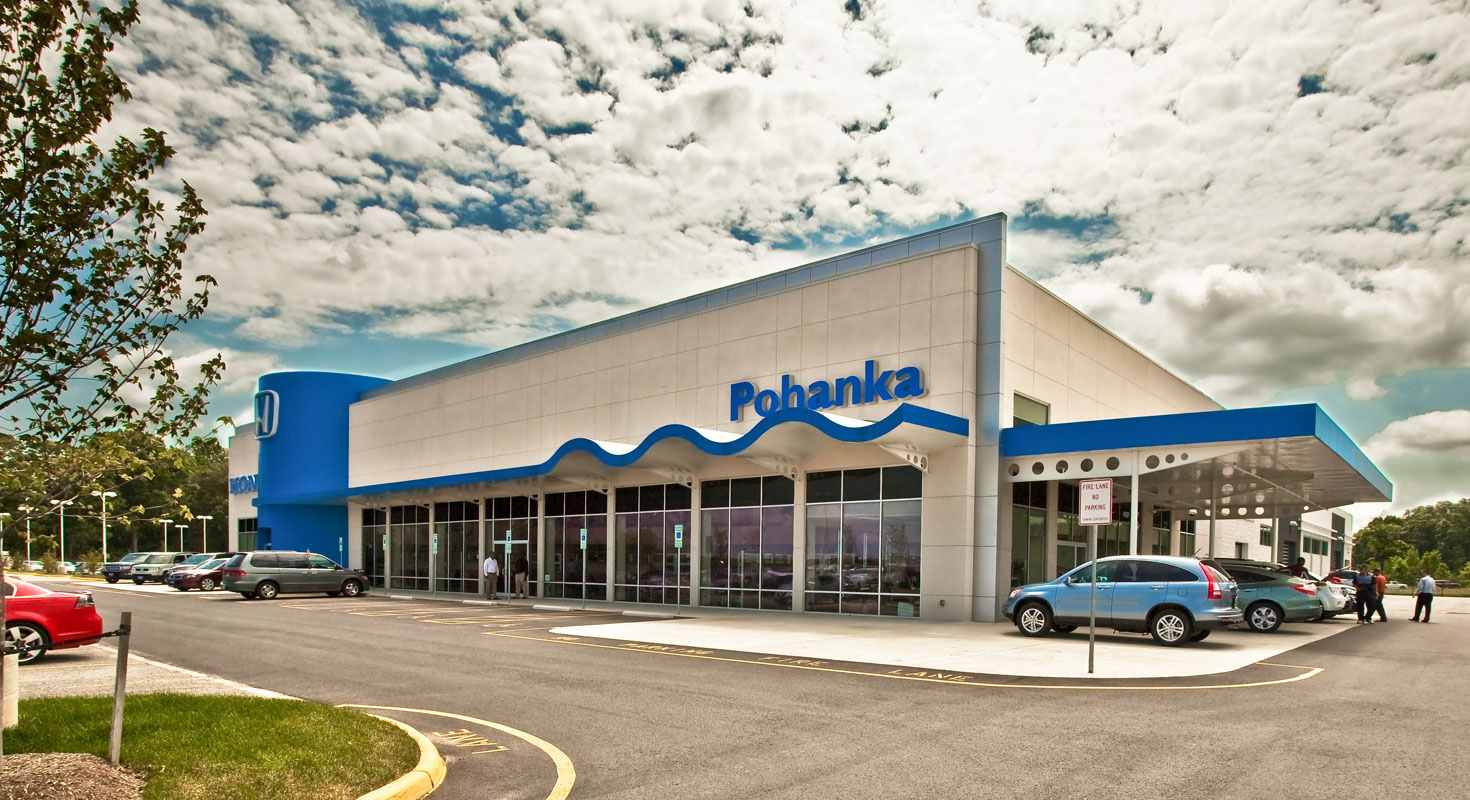 Porsche Of Towson >> POHANKA HONDA - Penney Design Group