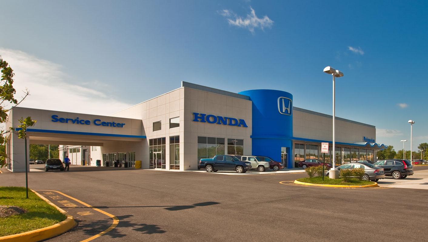 Pohanka honda penney design group for Mt kisco honda service