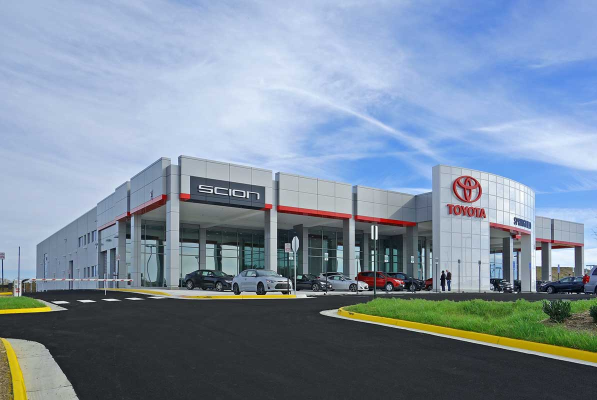 Springfield Toyota Penney Design Group