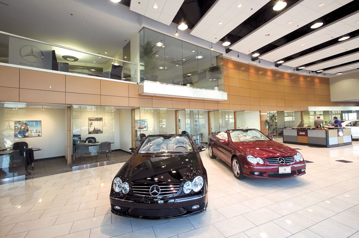 Porsche Of Towson >> MCGEORGE MERCEDES-BENZ - Penney Design Group