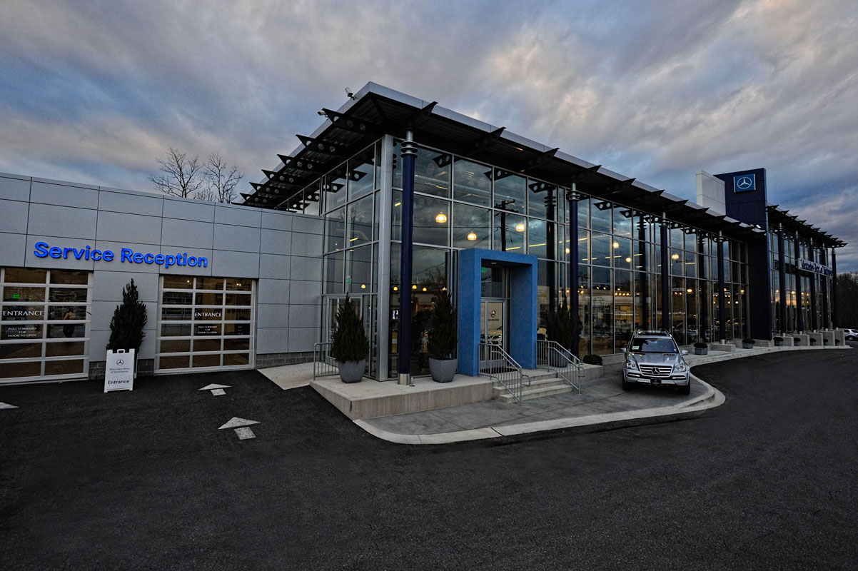 Mercedes Benz Bethesda >> MERCEDES-BENZ OF BALTIMORE - Penney Design Group