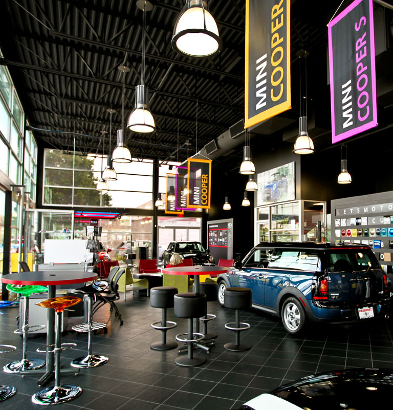 BMW Bayside Service >> MINI OF ALEXANDRIA - Penney Design Group