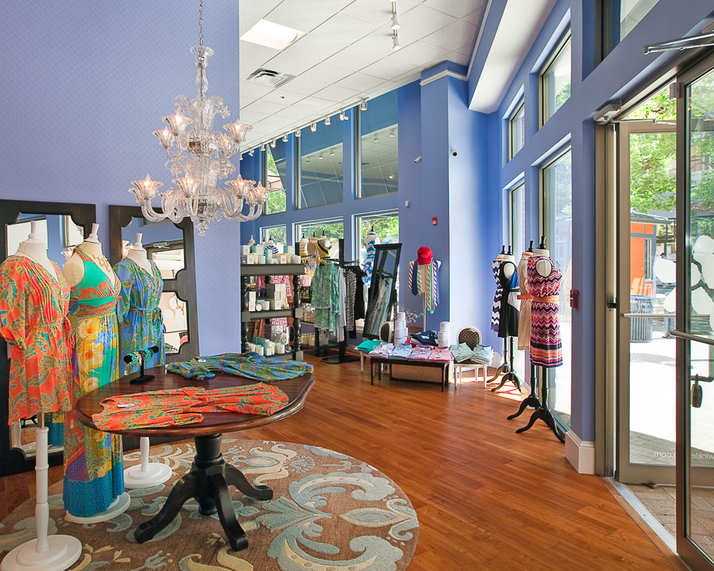 Periwinkle retail boutique penney design group for Decor group