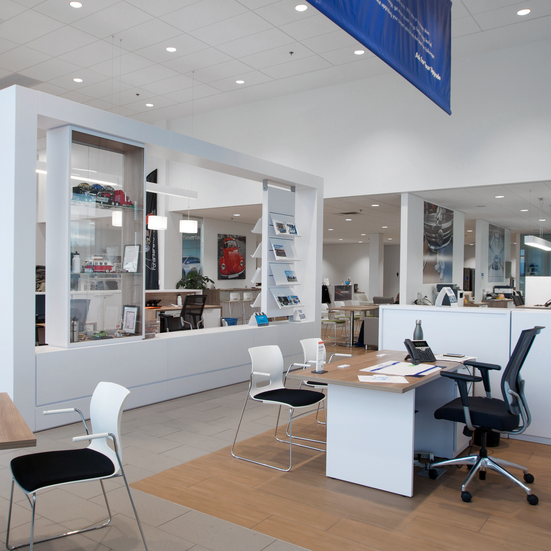 BMW Of Towson >> POHANKA VW RITCHIE STATION - Penney Design Group
