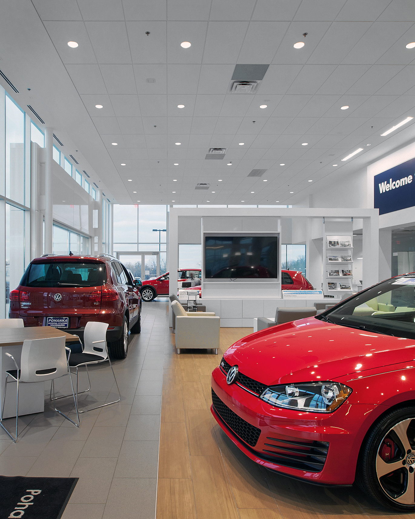 POHANKA VW RITCHIE STATION - Penney Design Group