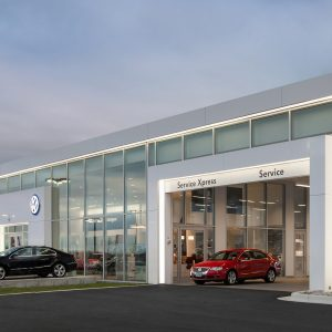 Mercedes Benz Bethesda >> Penney Design Group - Architecture • Planning • Interiors