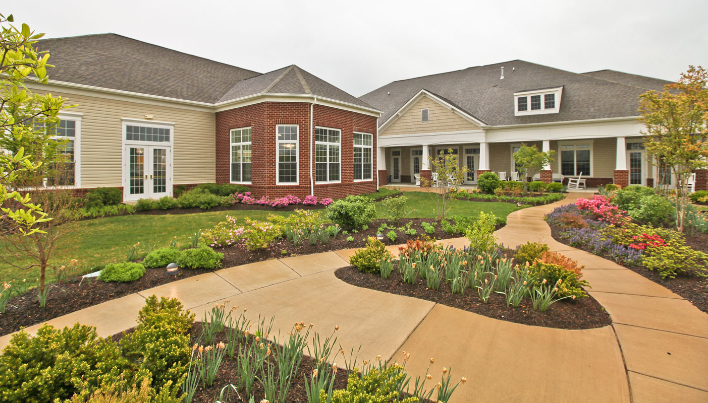 Spring hill community center penney design group for Springhill designs