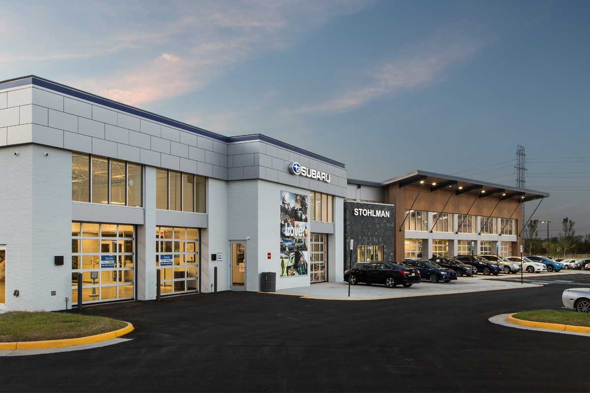 BMW Bayside Service >> STOHLMAN SUBARU DULLES - Penney Design Group