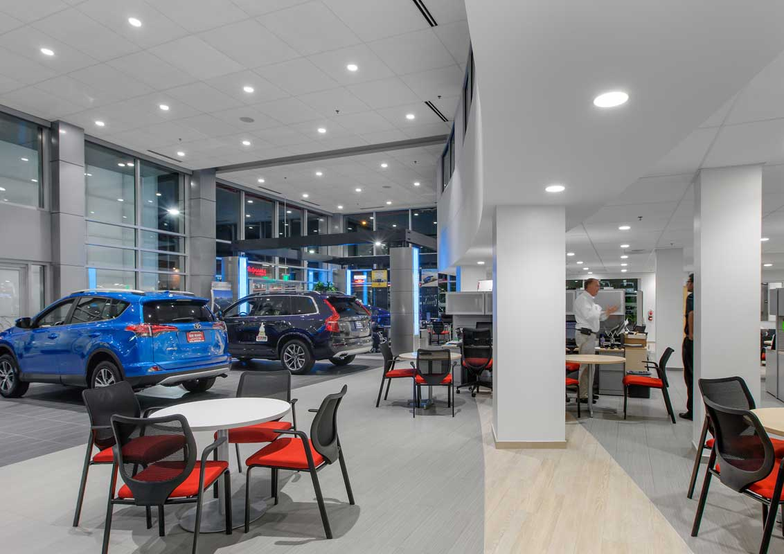 BMW Of Towson >> BILL KIDD TOYOTA - Penney Design Group