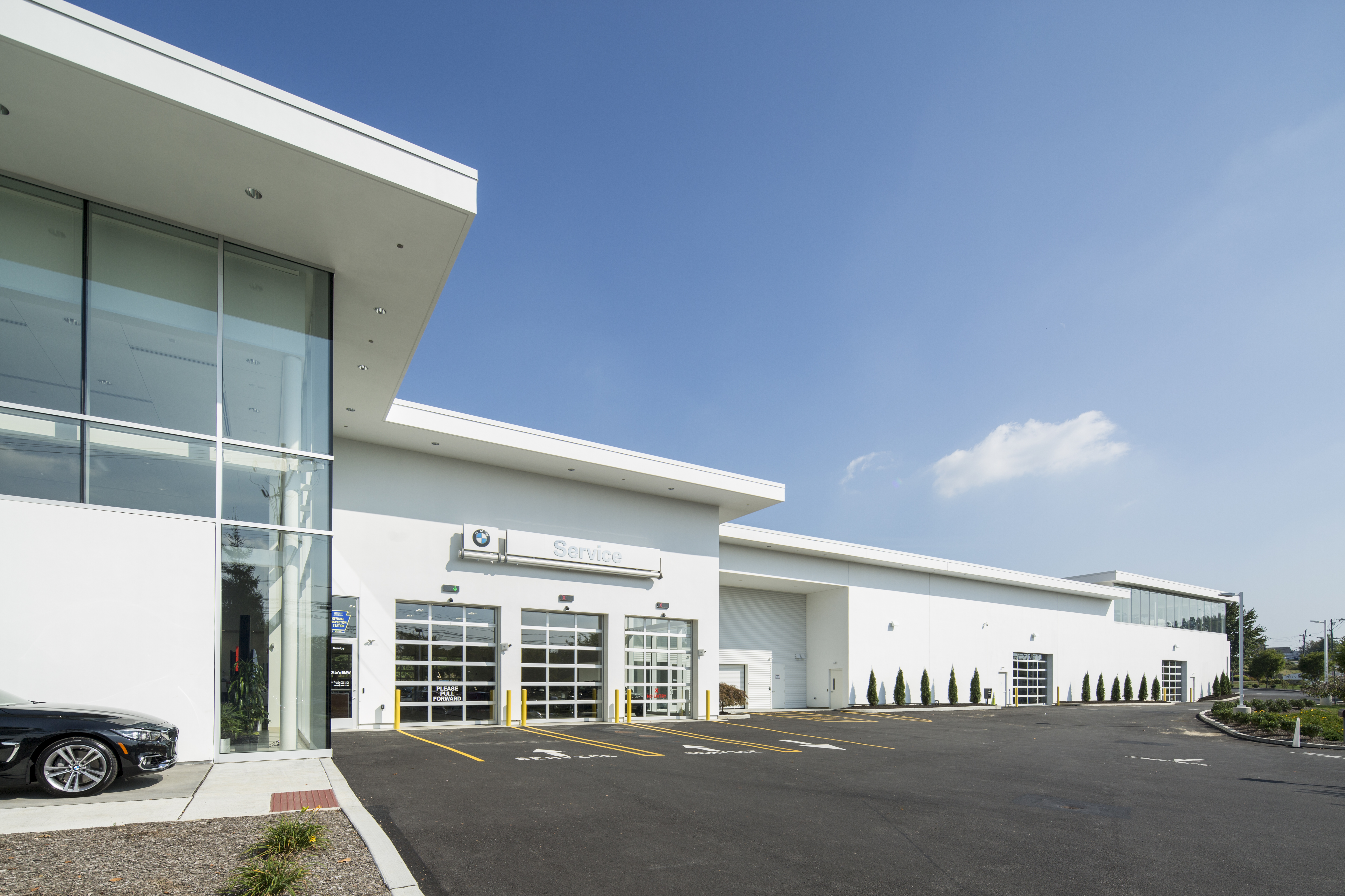 BMW West Springfield >> OTTO'S BMW - Penney Design Group