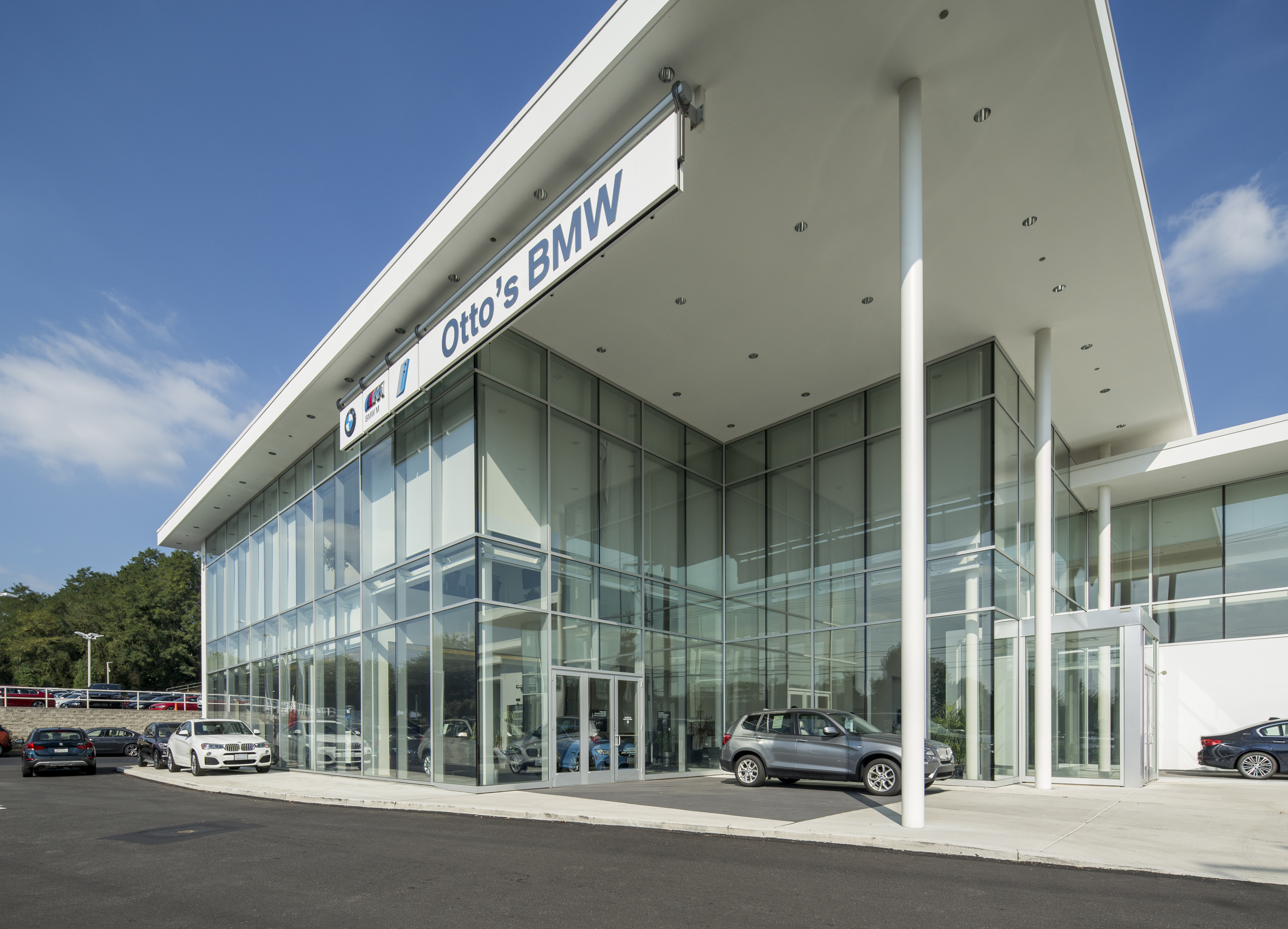 BMW Bayside Service >> OTTO'S BMW - Penney Design Group