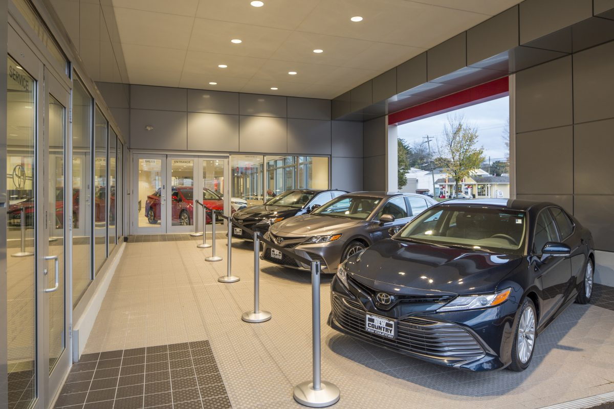 NEW COUNTRY TOYOTA OF WESTPORT - Penney Design Group