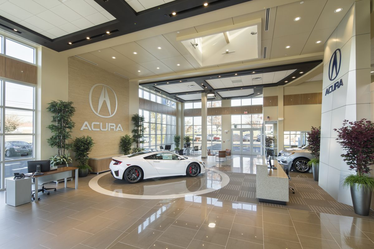 Porsche Of Towson >> HERTRICH ACURA OF NEW CASTLE - Penney Design Group