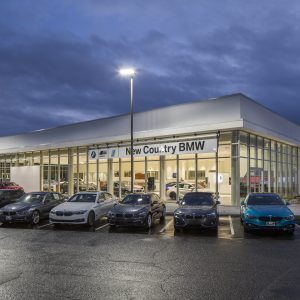BMW Bayside Service >> Penney Design Group - Architecture • Planning • Interiors
